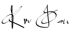 Kru Jan signature